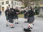 Glaronia Pipes and Drums,  30 Jahre Jubiläum